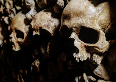 Catacombs of Paris VIP Restricted Access Tour %109.90€
