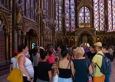 Notre Dame Quarter Kids & Family Tour with skip-the-line Ste Chapelle %69.90€